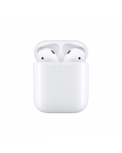 Apple AirPods (2nd Generation) med trådlöst laddningsetui